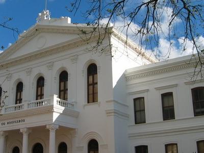 Stellenbosch University Campus