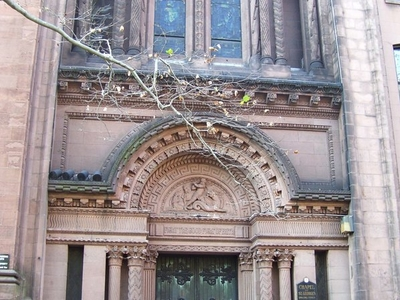 St.Georges Chapel Stuyvesant Square