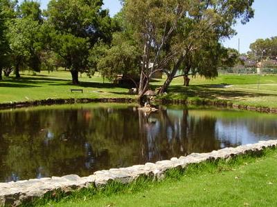 Stirk Park In Kalamunda