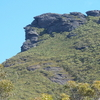 Granite Outcrop In The Stirling Range National Park
