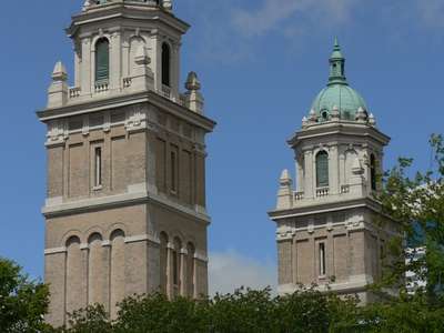St James Cathedral  Towers