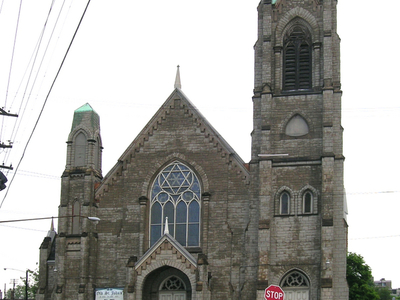 St. John's St. Luke's Evangelical Church