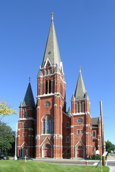 St. Josaphat's Roman Catholic Church