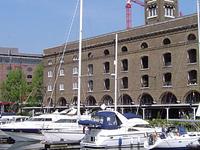 St Katharine Docks