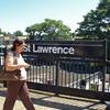 St. Lawrence Avenue Station