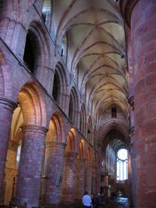 St Magnus Cathedral Kirkwall Interior
