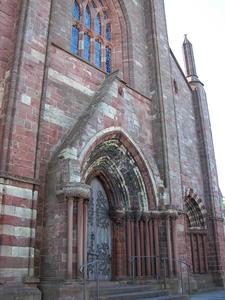 St . Magnus Cathedral Entrance