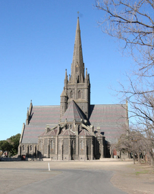 Rear Of The Basilica