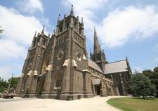 St Mary's Basilica West Facade
