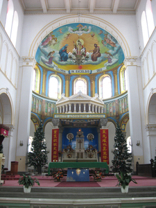 Sanctuary Of St. Michael's Cathedral