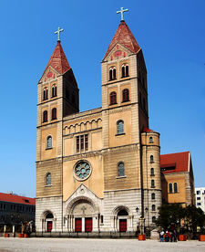 St. Michael's Cathedral West Front