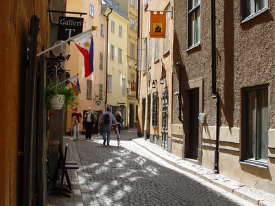 Stockholm   Gamla