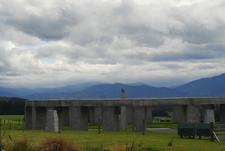 Stonehenge Aotearoa Exterior