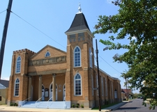 Stone Street Baptist Church