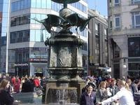 Stork Fountain
