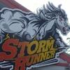 Storm Runner Entrance