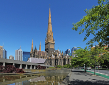 St Patrick Cathedral Gothic Revival