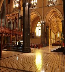 St Patrick's Cathedral - Organ