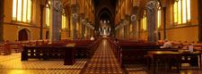St Patricks Cathedral Interior