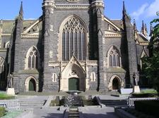 St Patricks Cathedral East Side