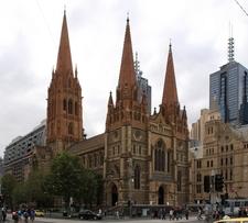 As Seen From Flinders Street Station