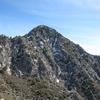 Strawberry Peak West Face