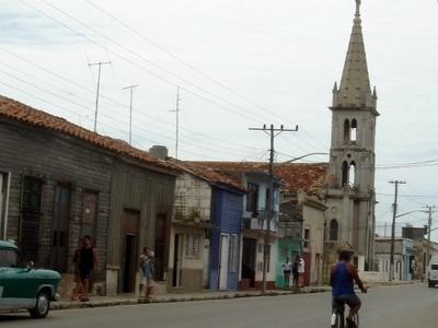Street In Crdenas