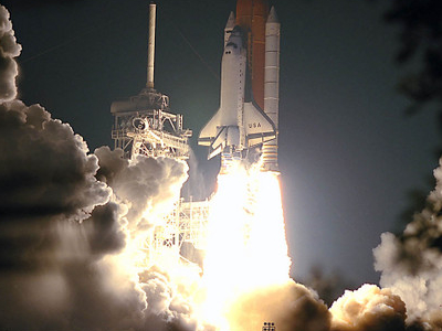 STS-93 Launches In 1999