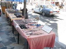 Street Market On Telegraph