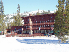 Sugar Bowl Ski Resort Modern Lodge