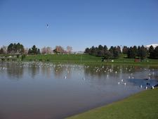 Sugar House Park Lake