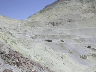 Summit Of Aucanquilcha