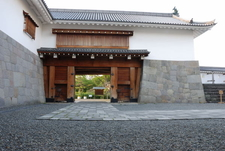 East Gate Of Sunpu Castle