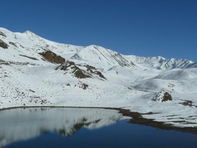 View Of Suraj Tal