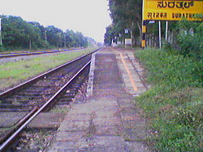 Surathkal Railway Station