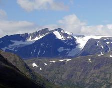 Surtningssue Seen From Valdresflya