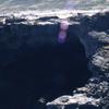 Surtshellir With Eiriksjokull In Background
