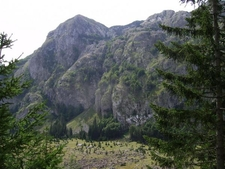 Sutjeska Mountains