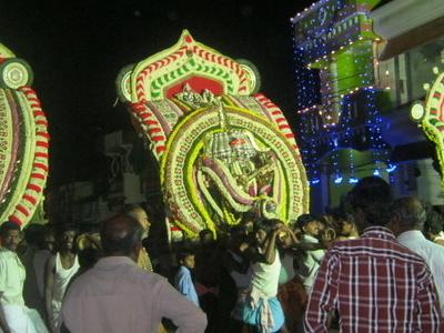 Swamy Bavani In Rathaveethi