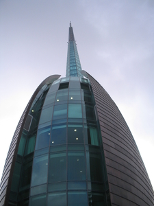 Swan Bells Tower From Bottom