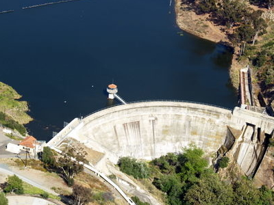 Sweetwater Dam And Reservoir