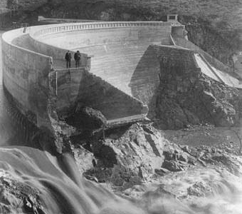 The Sweetwater Dam Collapse Of 1916