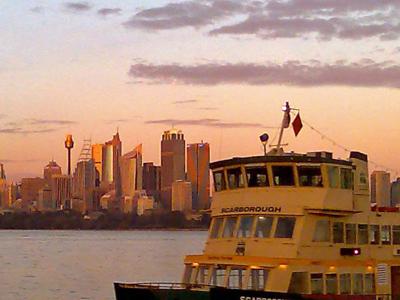 Sydney Ferry Port Jackson