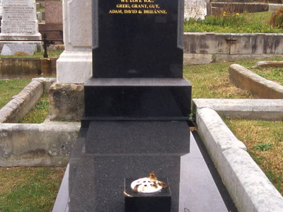 Grave Of George Freeman