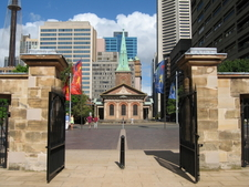 St James Church In Sydney
