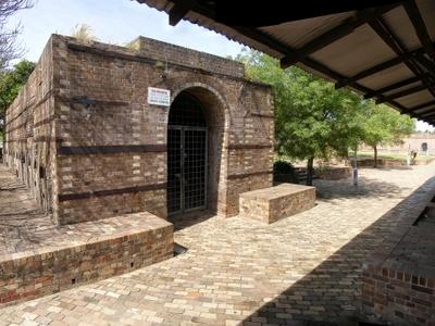 Former Brick Works In Sydney Park