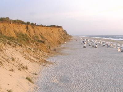 Beach In Kampen