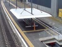 Sylvia Park Train Station
