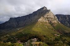 Table Mountain Landscape SA Cape Town