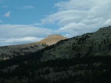 Table Mountain Trail Tetons